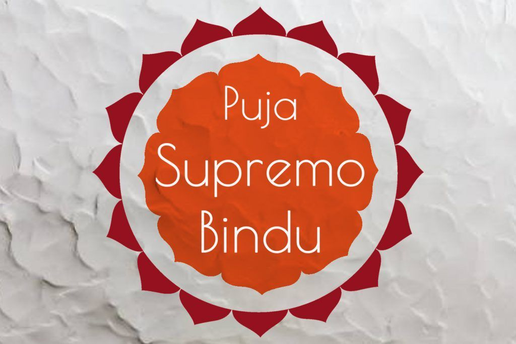 Puja Supremo Bindu