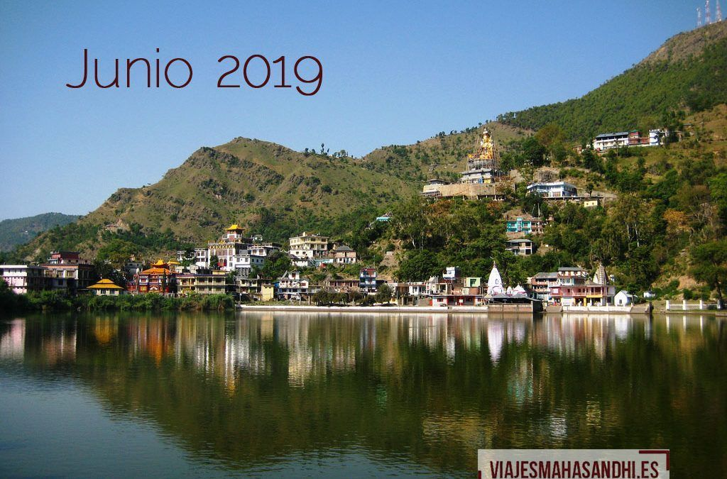 Viaje a India Junio 2019