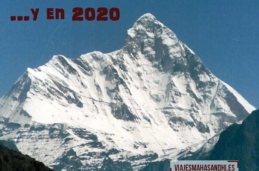 Peregrinaje India 2020