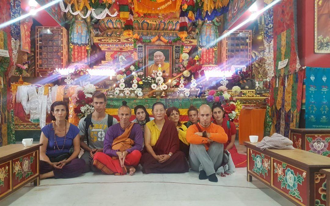 Parinirvana Lama Wangdor Rinpoche