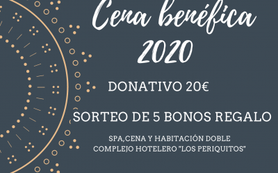 VI Cena benéfica 2020